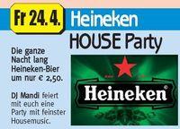 Heineken House Party
