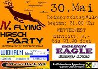 Flying Hirsch Party@Sportplatz Reinprechtspölla