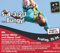 5-4-3-2-1.. Bungy!@Evers