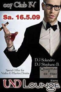007 Club IV@Und Lounge