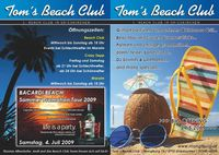 Tom´s Beach Club