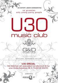 Szene1 präsentiert: U30 music club – OPENING