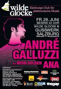Wilde Glocke - André Galluzzi