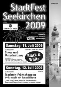 StadtFest Seekirchen 2009@Stadtzentrum Seekirchen am Wallersee