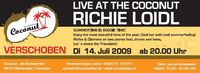 Richie Loidl LIVE @ Coconut @Coconut