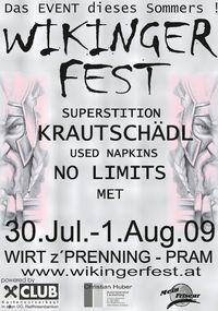 Wikingerfest@Wirt z´Prenning