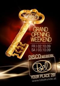 "Alles Neu! > Disco Weibern ""bel"" :yourplace2b!@Disco Bel"