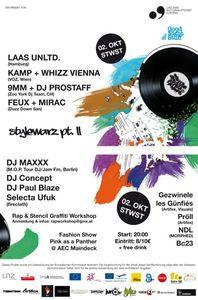Stylewarz pt.II@Stadtwerkstatt