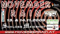 November Rain@Schloss Meierhof
