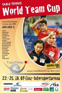 World Team Cup@Arena Linz
