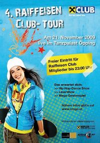 Raiffeisen Club Tour