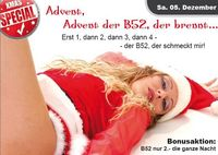Advent B52 Party