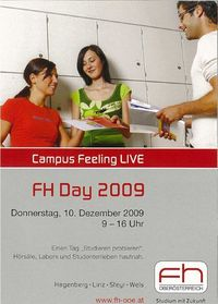 FH-Day@Campus Hagenberg