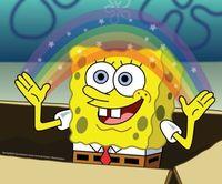 Gruppenavatar von Scheiss auf Chuck Norris! Spongebob grillt unter Wasser!
