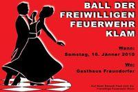 FF- Ball@Gasthaus Fraundorfer