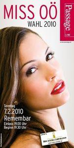 Miss OÖ Wahl 2010