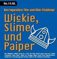 Wickie, Slime und Paiper@Platinum
