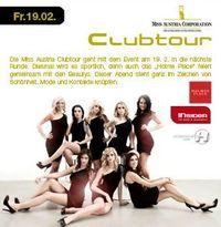 Miss Austria Clubtour@Platinum