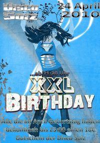 XXL Birthday@Disco Soiz