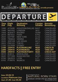 Departure@Platinum