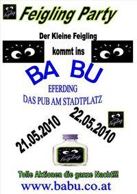 Feigling Party@BaBu