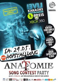 Anatomie – Song Contest Party@MQ Hofstallung