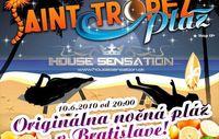 PLÁŽ House Sensation@Disco Saint Tropez
