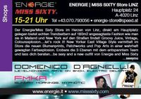 Electronic Music Festival@Energie | Miss Sixty
