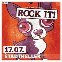 Rock it !@Stadtkeller