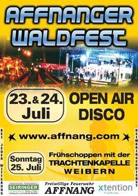 Affnanger Waldfest@Waltfestarena Affnang