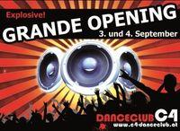 Grande Opening Weekend