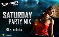 Saturday Party mix@Disco Saint Tropez
