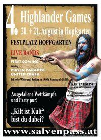 4. Highlander Games 2010 @Festplatz Hopfgarten