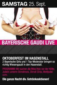 Bayerische Gaudi Live@Hasenstall