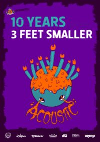 10 years 3 Feet Smaller@Mad Stage Mödling