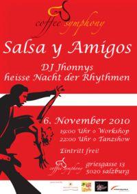 Salsa y Amigos@Coffee Symphony