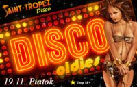 OLDIES Disco hits of 70s, 80s and 90s-November 2@Disco Saint Tropez