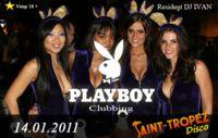 PlayBoy Clubbing@Disco Saint Tropez