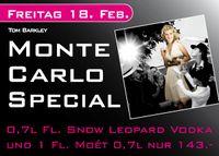 Monte Carlo Special