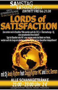 Lords of Satisfaction