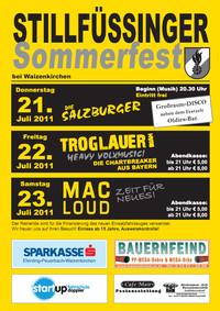 Stillfüssinger Sommerfest@Stillfüssing