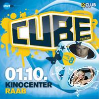 Cube festival@Kino- und Eventcenter