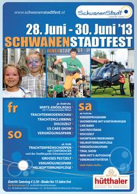 Schwanenstadtfest