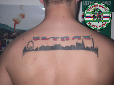 Fussball Tattoos Von Olli 93