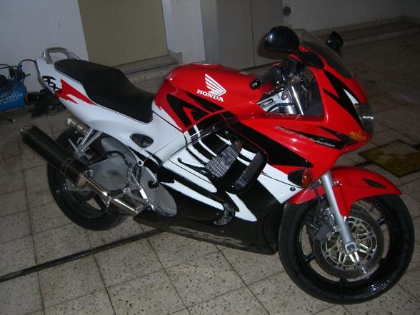 Meine Honda -