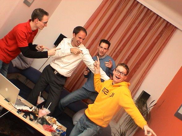 Quattro Boys - - - Weihnachtsfeier 06 -