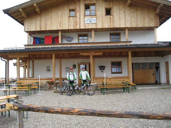 Tirol Radtour -