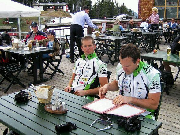 Tirol Radtour 2008 -