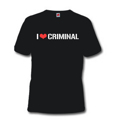 CRIMINAL T-SHIRTS 32303145